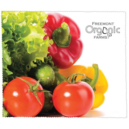 Premium Microfiber Cleaning Cloth - Food