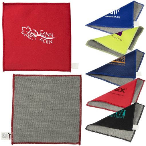 Double Sided Microfiber Cleaner Cloth