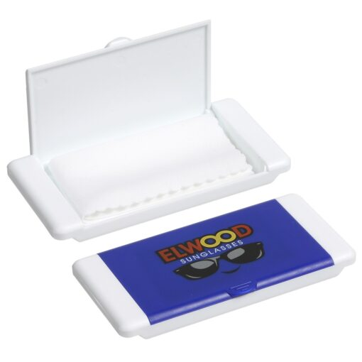Microfiber Lens Cloth with Carying Case